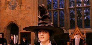 harry potter hogwarts sorting hat