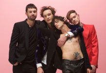 "Check out The 1975's new single, ""Give Yourself A Try."""