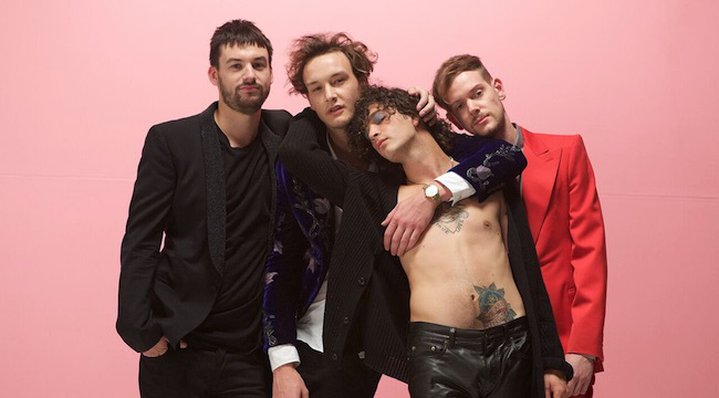 Check out The 1975's new single,