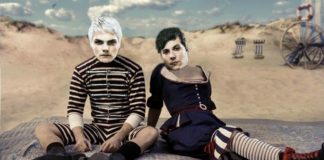 My Chemical Romance as Sweeney Todd musical