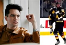 NHL and Brendon Urie