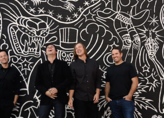 Jimmy Eat World talk putting out new music and keeping fans interested.