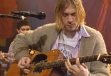 Frances Bean's ex sues Courtney Love over the guitar Kurt Cobain played on Nirvana's 'MTV Unplugged'