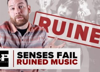 senses-fail-buddy nielsen ruined music