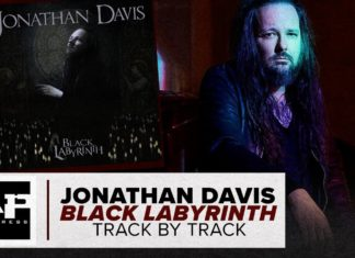 Jonathan davis black labyrinth track by track