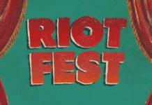Riot Fest reveals 2018 lineup