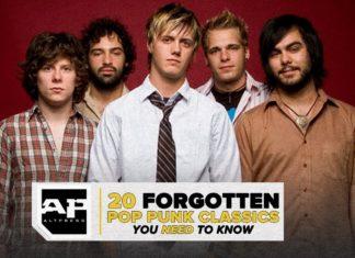 forgotten pop punk