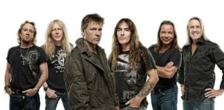 Iron Maiden, 2015