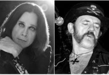 Ozzy Osbourne, Lemmy Kilmister