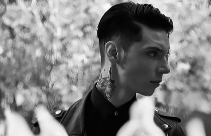 an andy black tour is happening alternative press