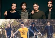 All Time Low and Dashboard Confessional announced second leg of 'The Summer Ever After' tour.