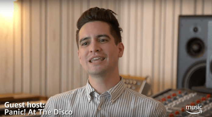 Brendon Urie speaks about one of his favorite covers of all time