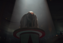 Dumbo the elephant is flying back to the big screen, this time with a Tim Burton twist.