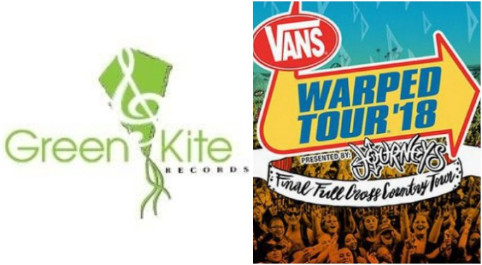 Green Kite Warped Tour Scam