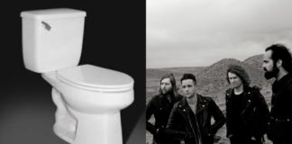 Some attendees of the Killers' gig this weekend are demanding refunds after bathroom situation.