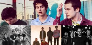 Check out a new video from Wallows and a new song from No Better.