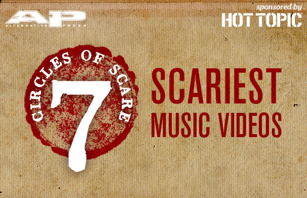16 Music Videos That Will Give You Nightmares - Alternative Press