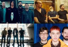 The Menzingers announce tour with Tiny Moving Parts and Daddy Issues — plus check out tour announcements from Coheed And Cambria and Sleeping With Sirens.