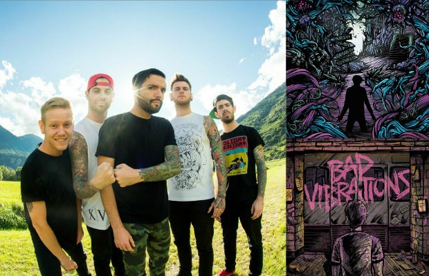 Stream A Day To Remember's best album since 'Homesick ... A Day To Remember Homesick Album Cover Black And White