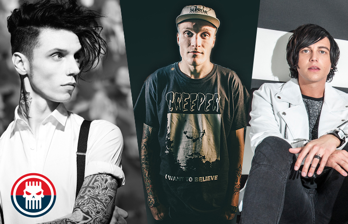 Andy Black, Neck Deep & Friends to perform at 2016 APMAS - Alternative Press