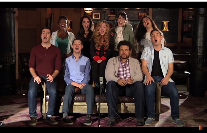10 surprising a cappella covers of your favorite songs