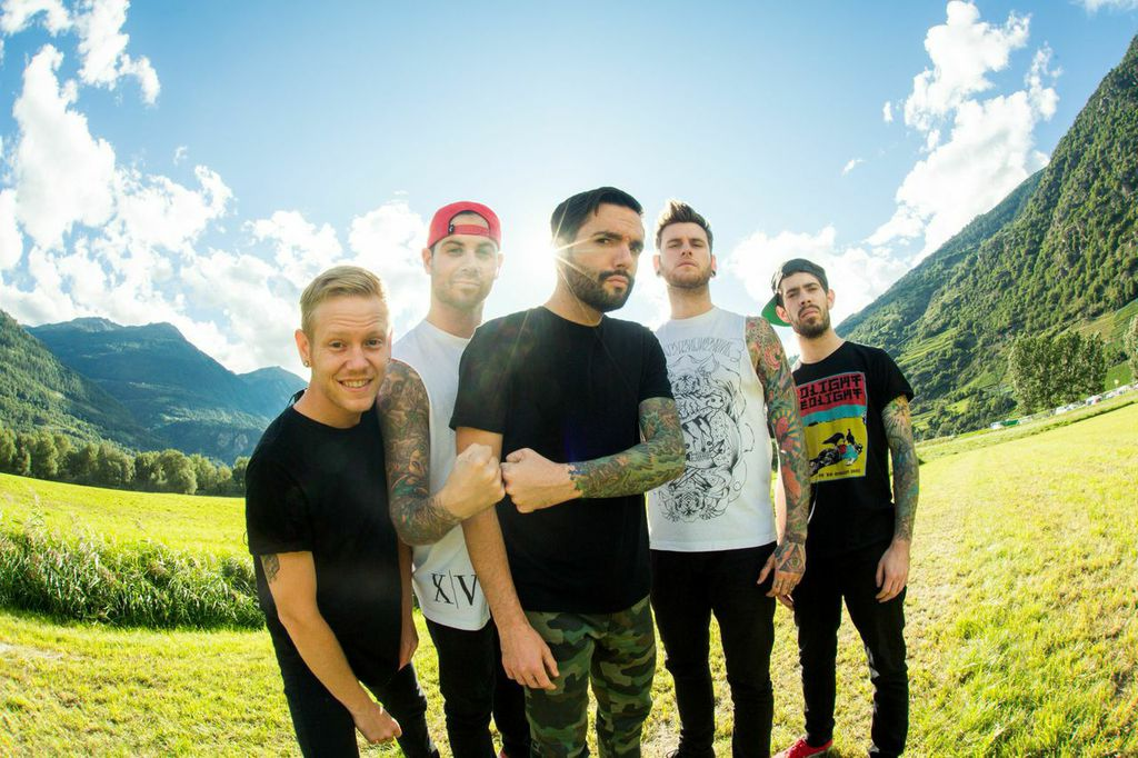 A Day To Remember are opening a Blink-182 show this month - Alternative Press