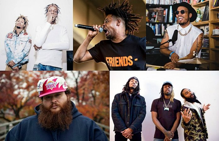 10 alt rap/hip-hop artists you should be listening to by now