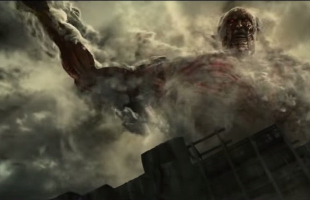 Here's the first official look at the 'Attack On Titan' movie - Alternative Press