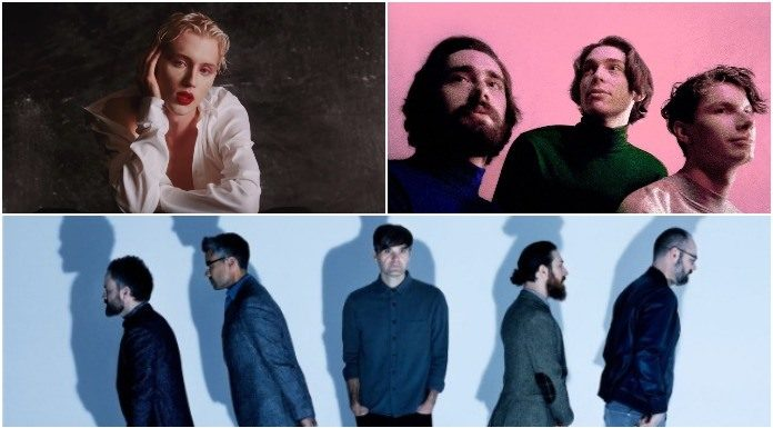 Death Cab For Cutie tease new song, Remo Drive announce tour and Troye Sivan releases music video