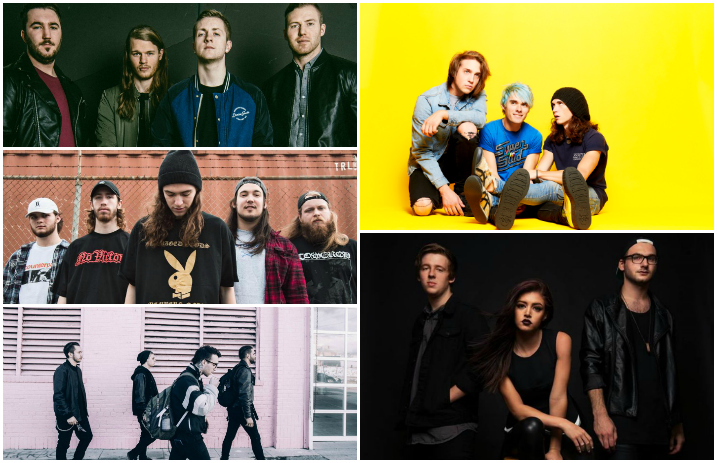 The best debut albums of 2016 - Alternative Press