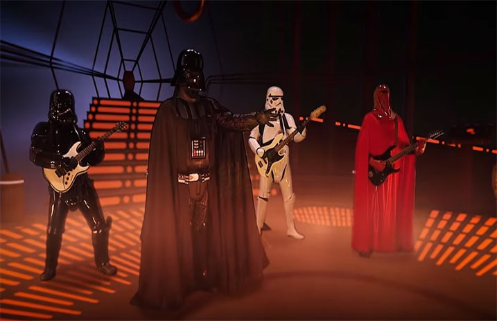 'Star Wars' metal band releasing galactic first album - Alternative Press