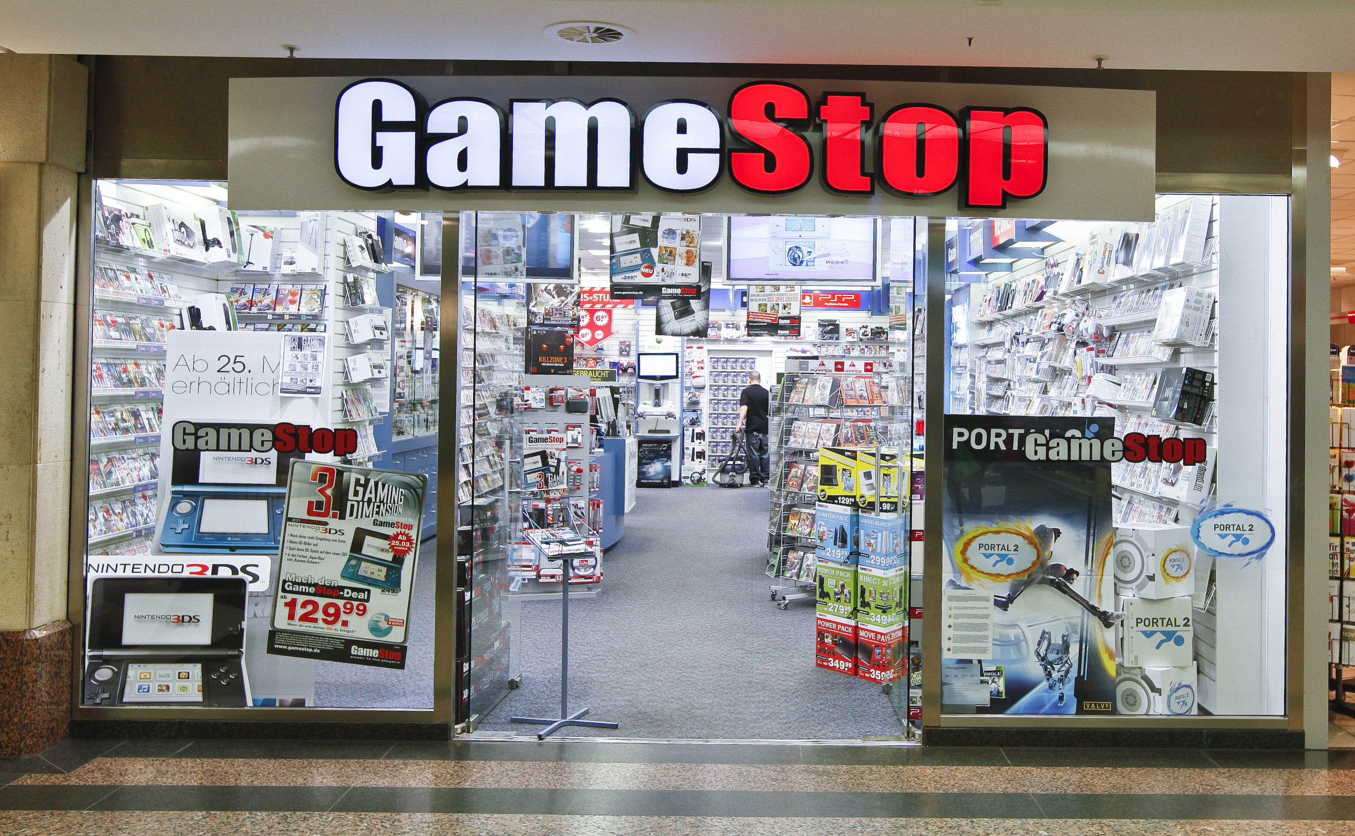 gamestop investigating possible security breach involving your