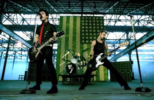 Green Day change