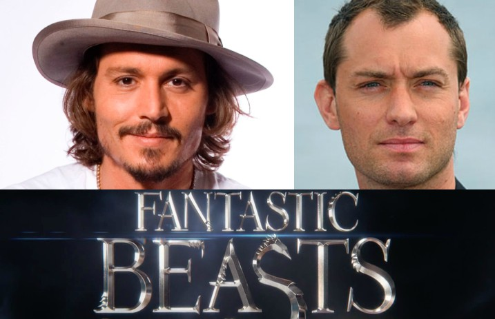 Jude Law And Johnny Depps Characters Fall In Love In Fantastic