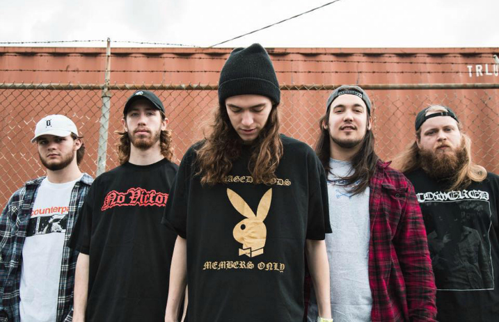 Watch Knocked Loose tear Webster Hall to pieces as skaters fly for ... 00c424b02a0