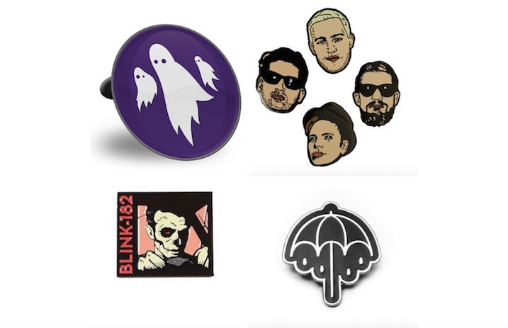11 enamel band pins you need in your life - Alternative Press