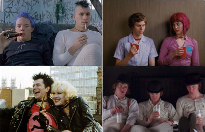 Punk Films Header