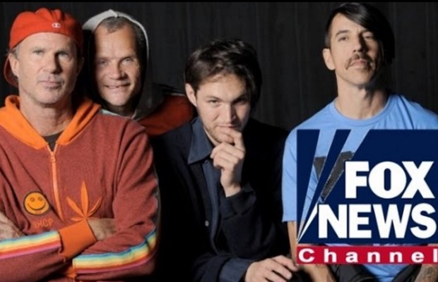 red hot chili peppers now called worst band in the universe by fox news alternative press. Black Bedroom Furniture Sets. Home Design Ideas