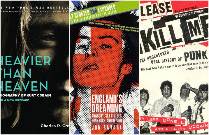 10 Books Everyone In The Scene Should Read Alternative Press