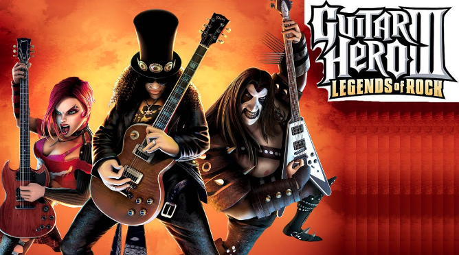 remembering the iconic guitar hero iii legends of rock soundtrack