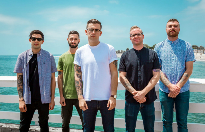Seaway Explain New Album Vacation Premiere 90s Pop Rock Inspired