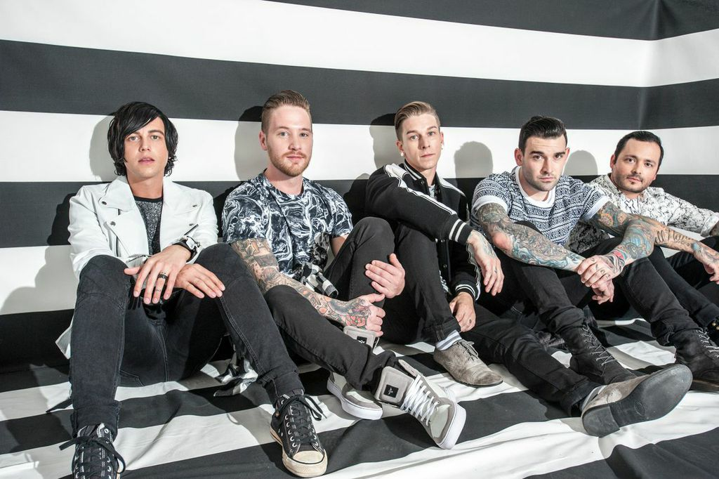 "Sleeping With Sirens stream new song, ""We Like It Loud"" - Alternative Press"