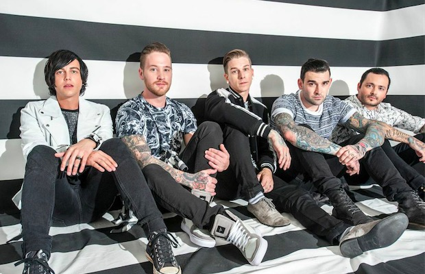 Listen to Sleeping With Sirens' latest single from their new album, 'Madness' - Alternative Press