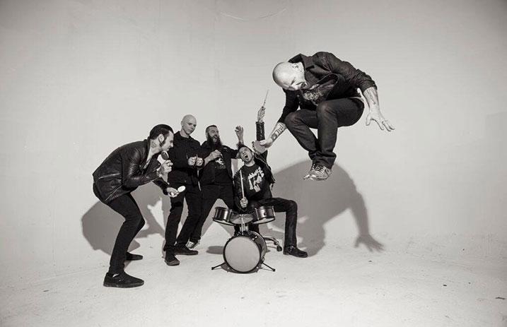 Korn And Stone Sour Co Headlining Tour