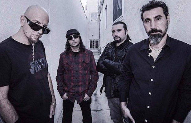 Watch System Of A Down perform live in Armenia for the first time ever - Alternative Press