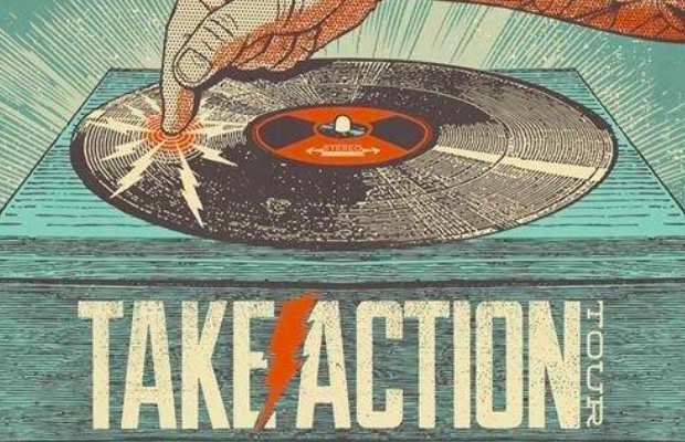 Watch a trailer for this year's Take Action Tour, featuring Memphis May Fire, Crown The Empire, more - Alternative Press