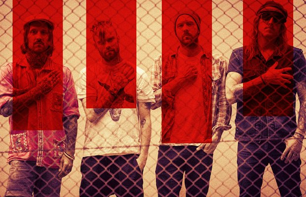 The Used, Every Time I Die announce spring tour
