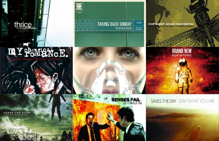The emo mashup album from 2007 you completely forgot about