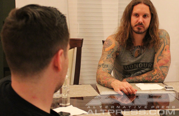 Tim Lambesis world exclusive interview: The As I Lay Dying singer breaks his year-long silence - Alternative Press