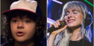 The Paramore and Stranger Things collab completely melted our hearts.